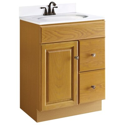 Claremont 24 Single Bathroom Vanity Base