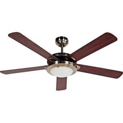52 Eastport 5-Blade Ceiling Fan