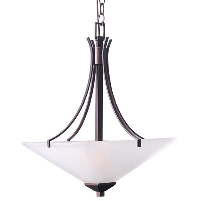 Torino 2-Light Bowl Pendant