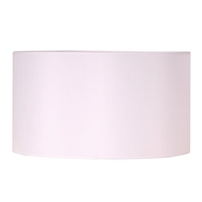 Eastport 11 Drum Shade Finish: White