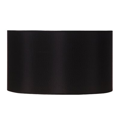 Eastport 11 Drum Shade Finish: Black