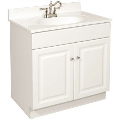 Wyndham 30 Bathroom Vanity Base