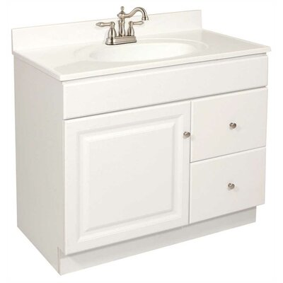 Wyndham 36 Bathroom Vanity Base