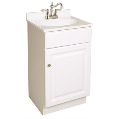 Wyndham 18 Bathroom Vanity Base
