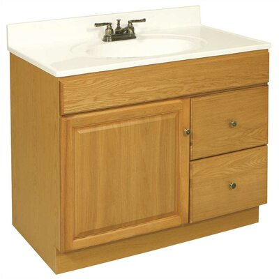 Claremont 36 Bathroom Vanity Base