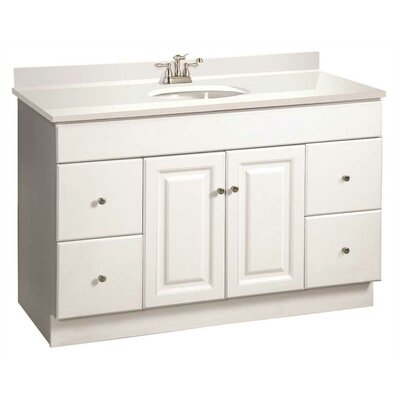Wyndham 48 Bathroom Vanity Base