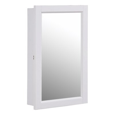 Savanna 16 x 26 Surface Mount Medicine Cabinet