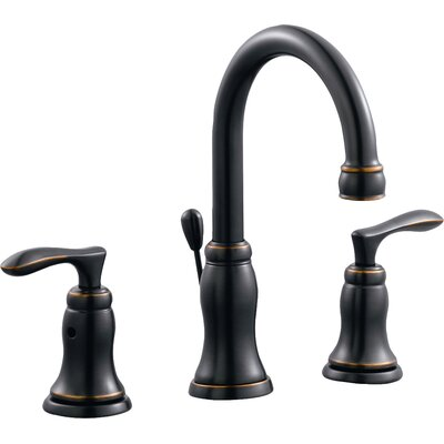 Madison Double Handle Bathroom Faucet Finish: Oil Rubbed Bronze