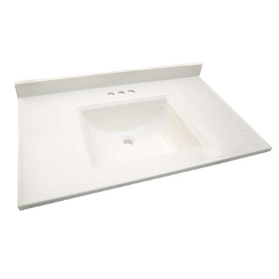 Camilla 77 Single Bathroom Vanity Top