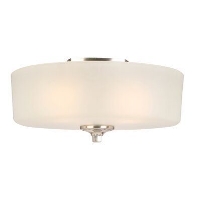 Perth 3-Light Flush Mount