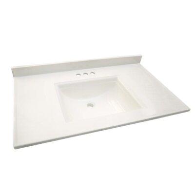 Camilla 49 Single Bathroom Vanity Top