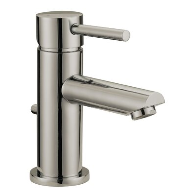 Eastport Lavatory Faucet Single Handle Finish: Satin Nickel