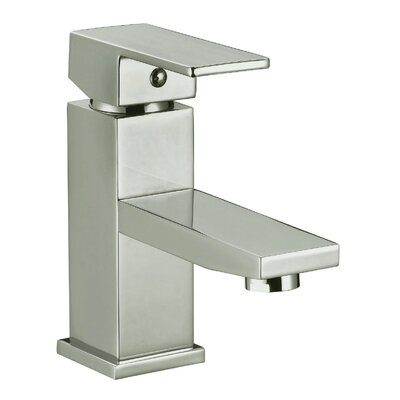 Karsen Lavatory Faucet Single Handle Finish: Satin Nickel