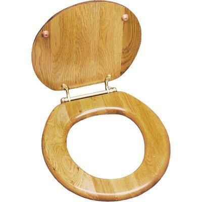 Bradford Round Toilet Seat