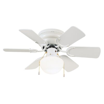 30 Atrium 6-Blade Ceiling Fan