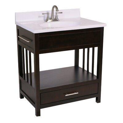 Ventura Console 31 Single Bathroom Vanity