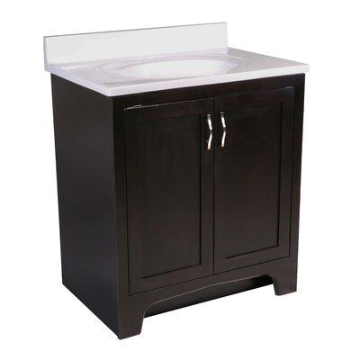 Prue 2-Door 31 Single Bathroom Vanity