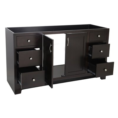 Prue 2-Door 60 Single Bathroom Vanity