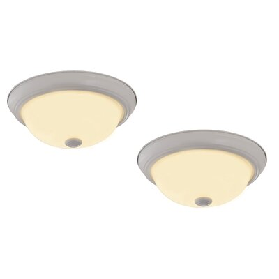 Forestville 1-Light LED Flush Mount