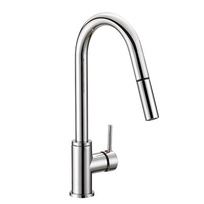 Eastport Single Handle Pull-Down Kitchen Faucet