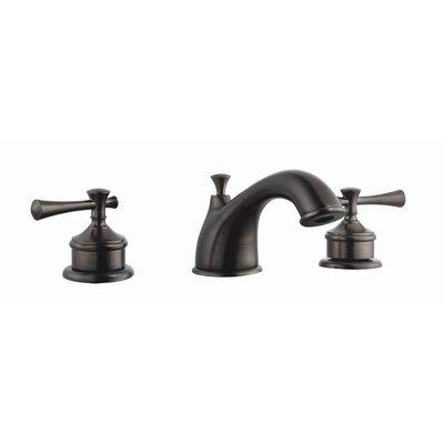 Ironwood Double Handle Bathroom Faucet Finish: Brushed Bronze