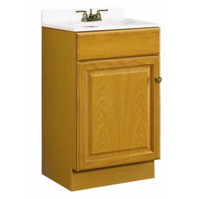 Claremont 19 Single Door Bathroom Vanity