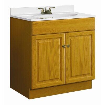 Claremont 31 Single Door Bathroom Vanity