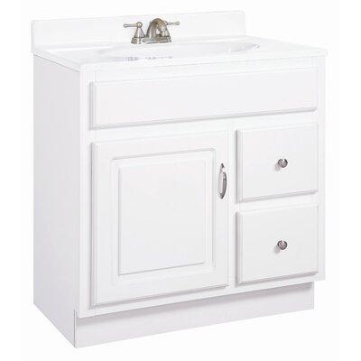 Concord 30 Single Door Vanity Base