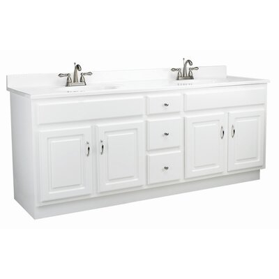 Savanna 72 4-Door Vanity Base