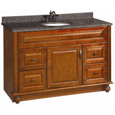 Montclair 48 Single Door Cabinet Vanity Base