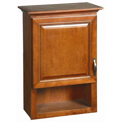 """Montclair 23.75"""" W x 31"""" H Wall Mounted Cabinet 538587"""