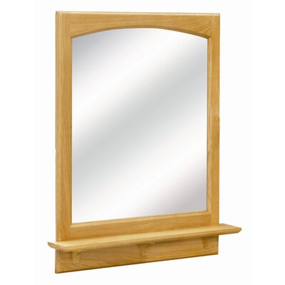 Design House Richland  Wall Mirror with Open Shelf at Sears.com