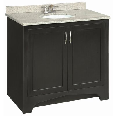 Prue 36 Double Door Cabinet Vanity Base