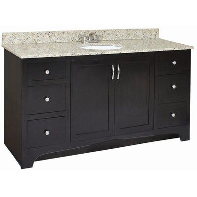Ventura 60 Bathroom Vanity Base