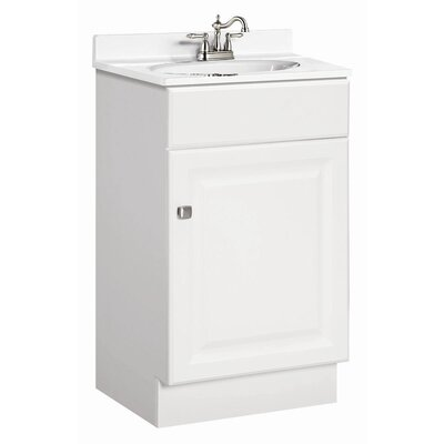 Cates 19 Single Door Bathroom Vanity Set
