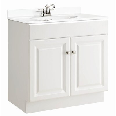 Wyndham 31 Double Door Bathroom Vanity