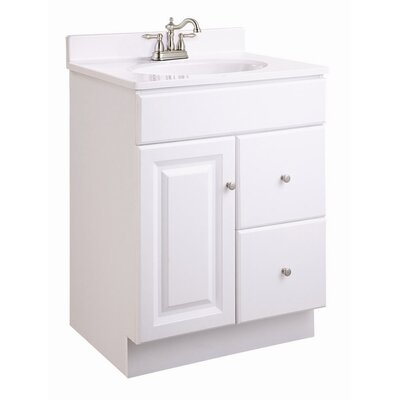Wyndham 25 Single Door Bathroom Vanity