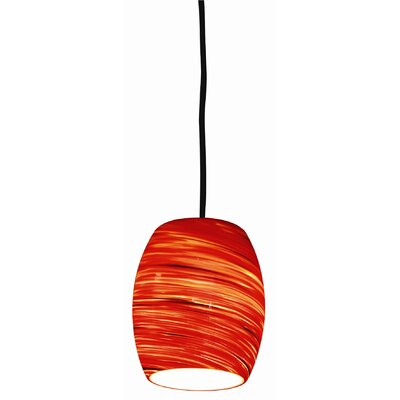Art Glass 1-Light Pendant