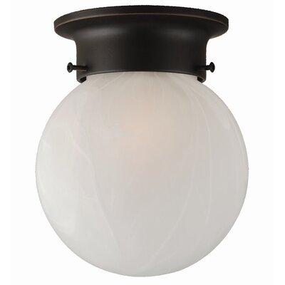 Millbridge 1-Light Wall Sconce Finish: Oil Rubbed Bronze