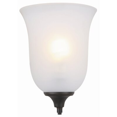 Juneau 1-Light Flush Mount
