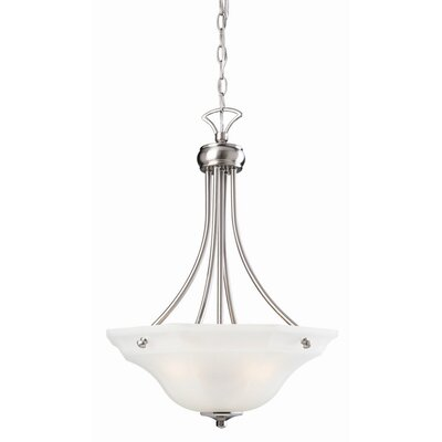 Starla 3-Light Inverted Pendant