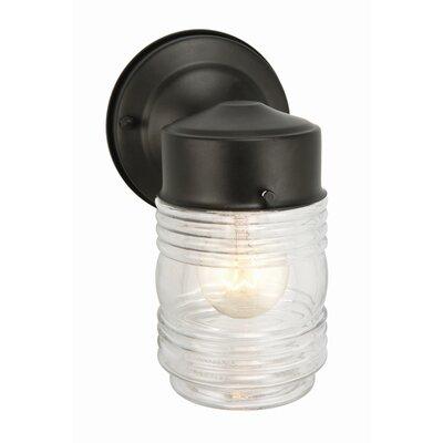 Galen 1-Light Outdoor Sconce