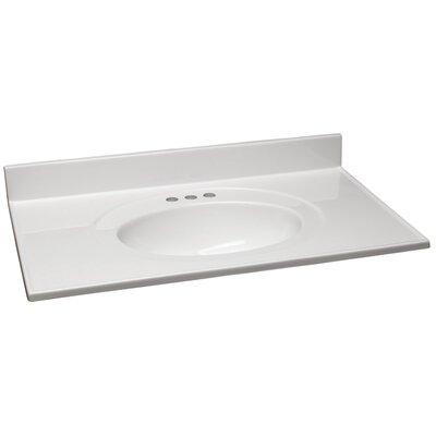 43 Single Bathroom Vanity Top