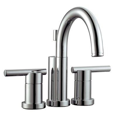 Geneva Double Handle Bathroom Faucet Finish: Polished Chrome