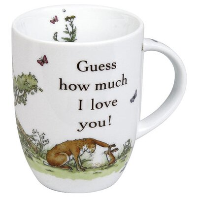 Assorted Guess How Much I Love You Mug (set Of 4)