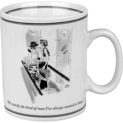 The New Yorker Exactly The Kind Of Man Mug