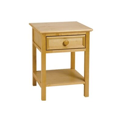 Financing Wakefield 1 Drawer Nightstand Finis...