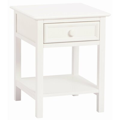 Easy financing Wakefield 1 Drawer Nightstand Finis...