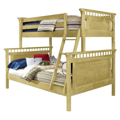 Bonneau Traditional Twin Over Full Bunk Bed