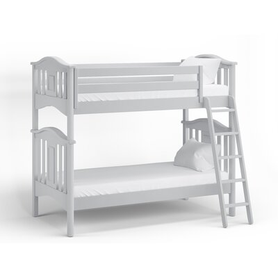 Bonneau Extra Long Twin over Extra Long Twin Bunk Bed